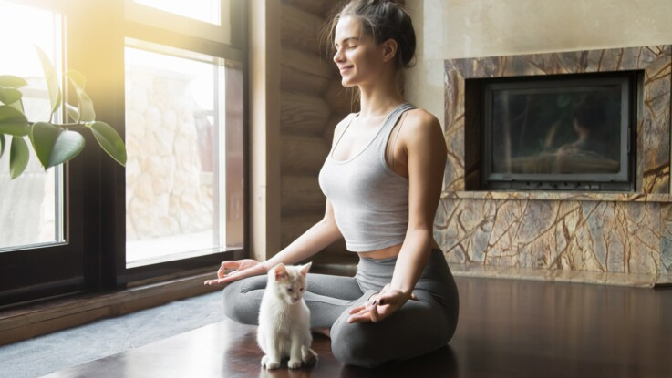 Yoga anti-rhume : 10 conseils de yogi pour soulager les symptômes