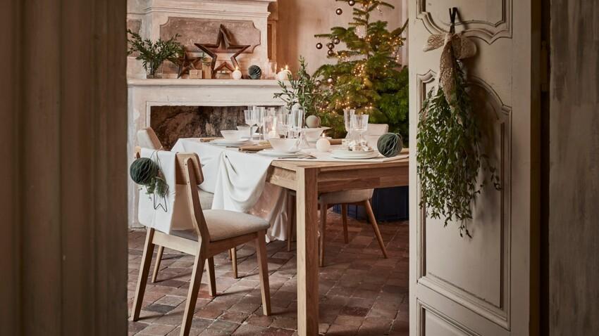 Déco de maison, de table, de sapin : quelles sont les tendances pour Noël 2019 ?