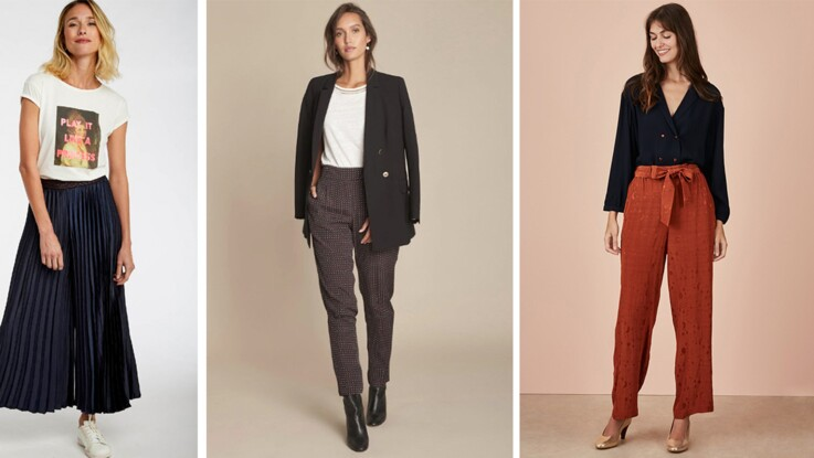 Pantalons : 20 modèles originaux et stylés qui changent du jean