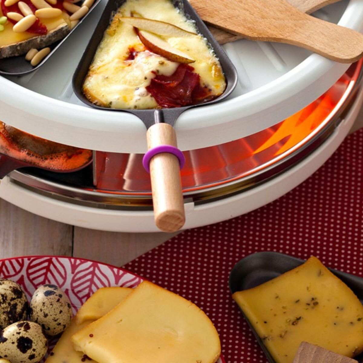Raclette 10 Recettes Au Fromage Fondu Pour Un Diner Facile Et Gourmand Femme Actuelle Le Mag