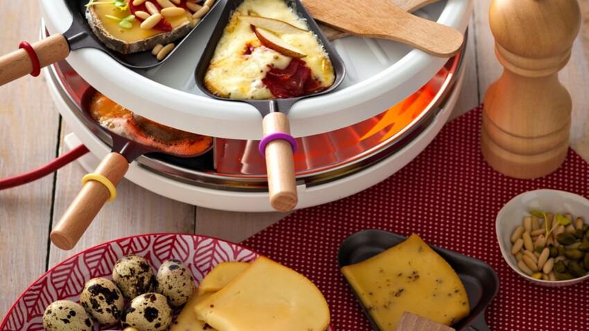 Raclette : 10 recettes au fromage fondu pour un dîner facile et gourmand