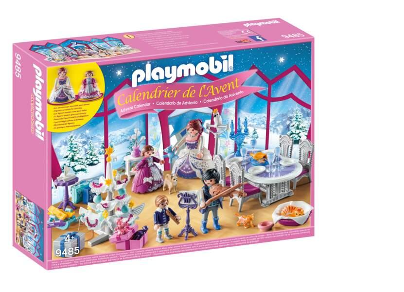 Le bal de Noël au salon de cristal - Playmobil