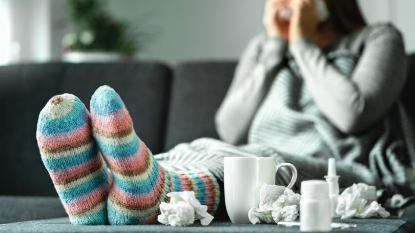 Grippe : les bons réflexes pour éviter de contaminer votre entourage