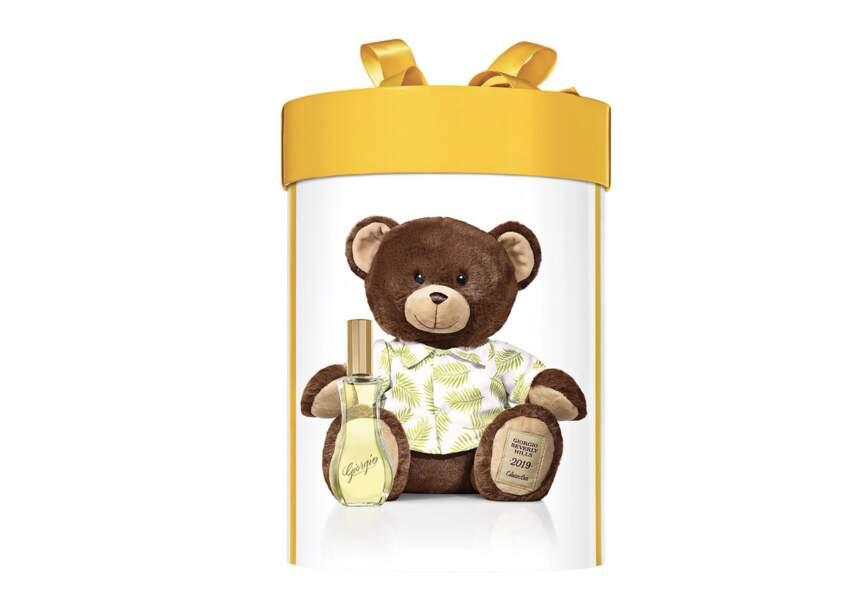 Le coffret collector's bear 2019 Giorgio Beverly Hill