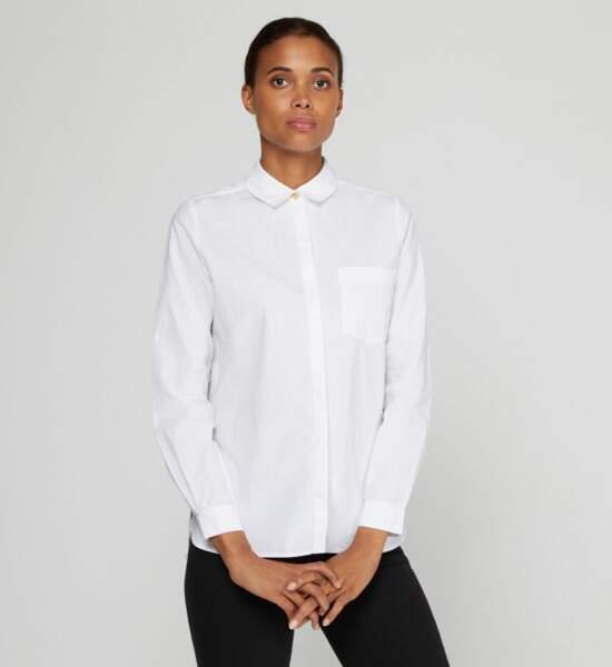 Tendance chemise : la classique