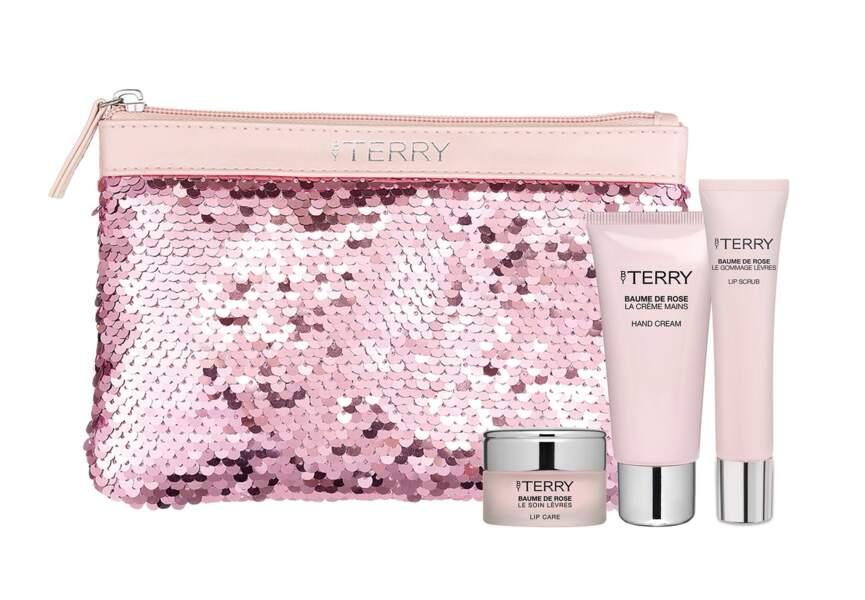 Le coffret starlight rose baume de rose By Terry