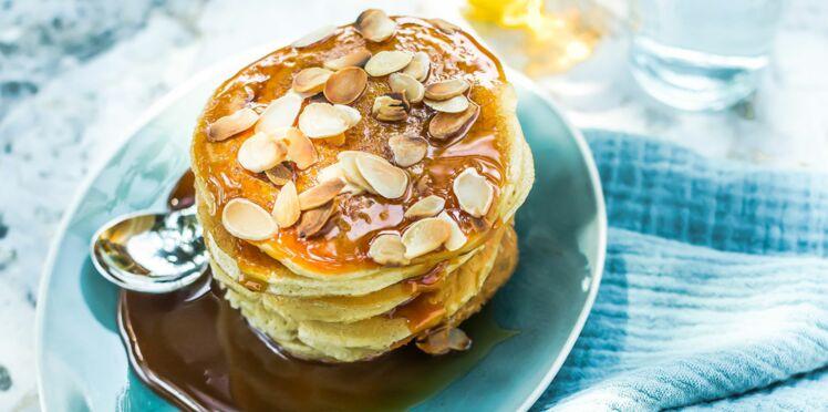 Pancakes moelleux à l'huile d'olive de Nice AOP