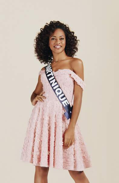 Miss Martinique, Ambre Bozza