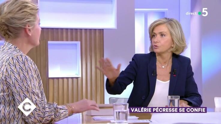 """""""C à vous"""" : la passe d'armes (très) animée entre Anne-Elisabeth Lemoine et Valérie Pécresse sur le sexisme"""