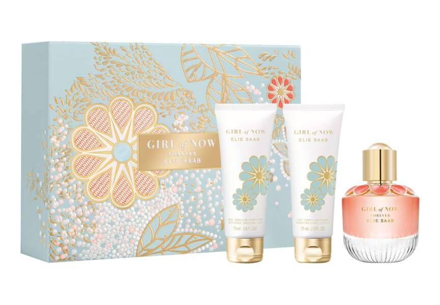 Le coffret girl of now forever Elie Saab
