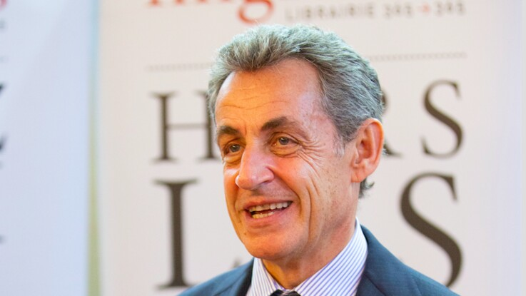 """""""Ne vous approchez pas de ma femme"""" : quand Nicolas Sarkozy met en garde un acteur américain"""