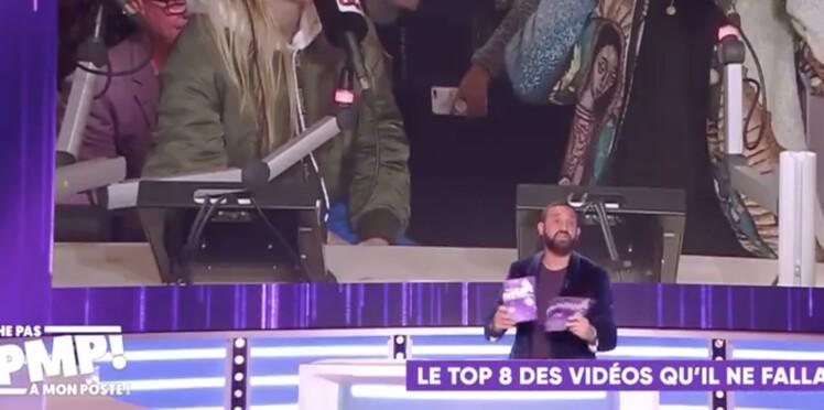 Cauet agacé par Angèle : Cyril Hanouna dévoile la vidéo de leur clash   sur TPMP