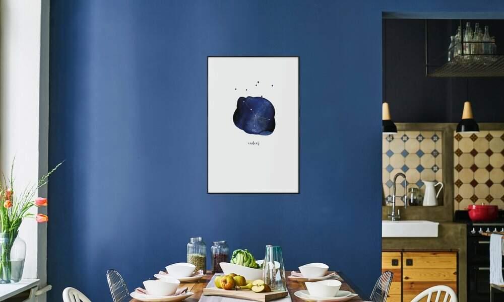 Affiche signe astro
