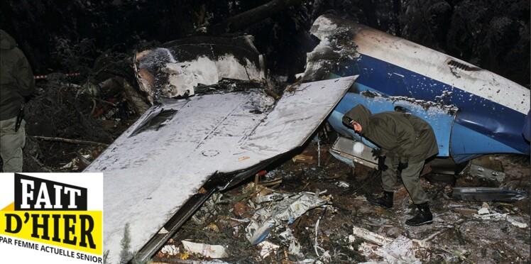Podcast : (re)découvrez l'histoire du crash du mont Sainte-Odile