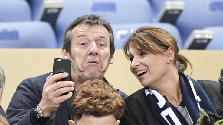 La boulette ! Jean-Luc Reichmann publie par erreur une photo de sa femme Nathalie