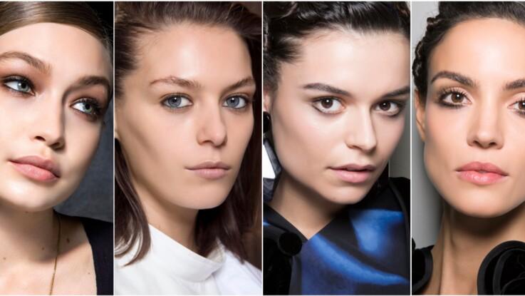 4 make-up à réaliser avec un crayon noir