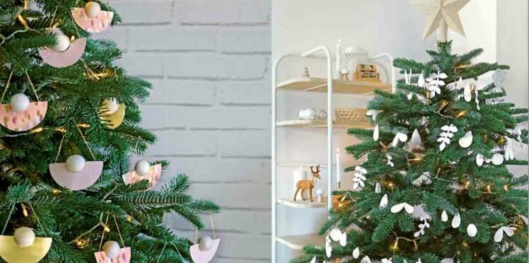 Noël DIY : déco de sapins à faire soi-même