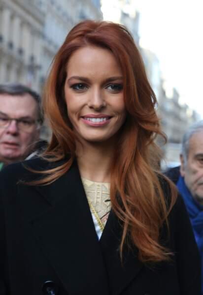 Maëva Coucke, Miss France 2018