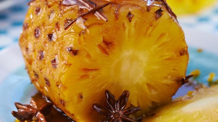 Ananas : 8 recettes sucrées ou salées pour déguster ce fruit exotique