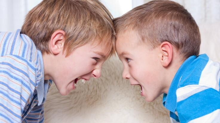 Mes enfants adorent se bagarrer, comment réagir ?