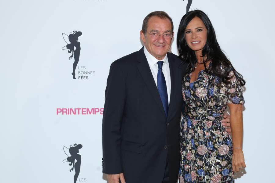 L'ex-Miss est la muse de Jean-Pierre Pernaut .