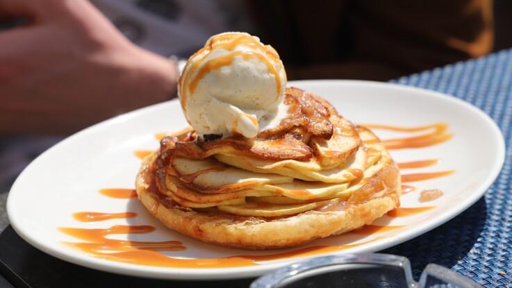 Brioche perdue de Noël pommes et caramel maison : la recette ultra gourmande et facile