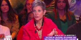 Isabelle Morini-Bosc raconte avoir subi une terrible agression au couteau