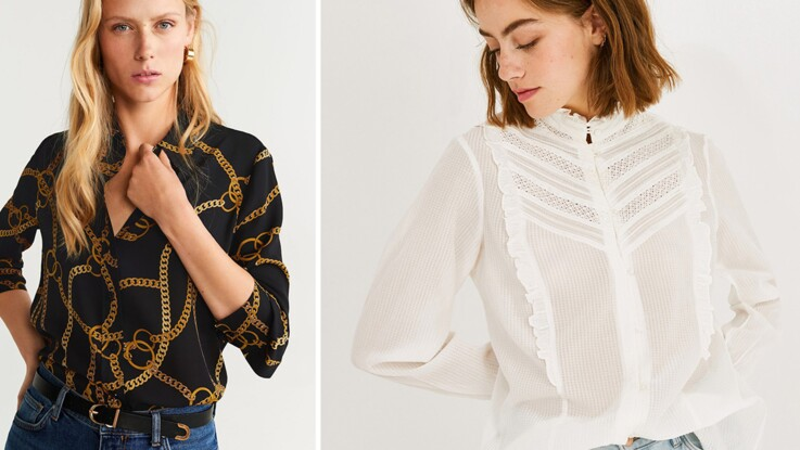 20 chemises canons et stylées pour l'hiver 2019