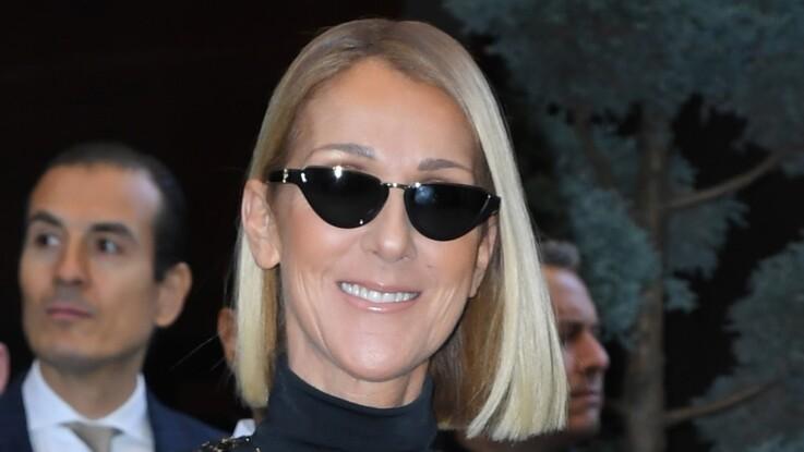 Céline Dion : toujours dans la démesure ! Encore une tenue qui ne passe pas inaperçue...
