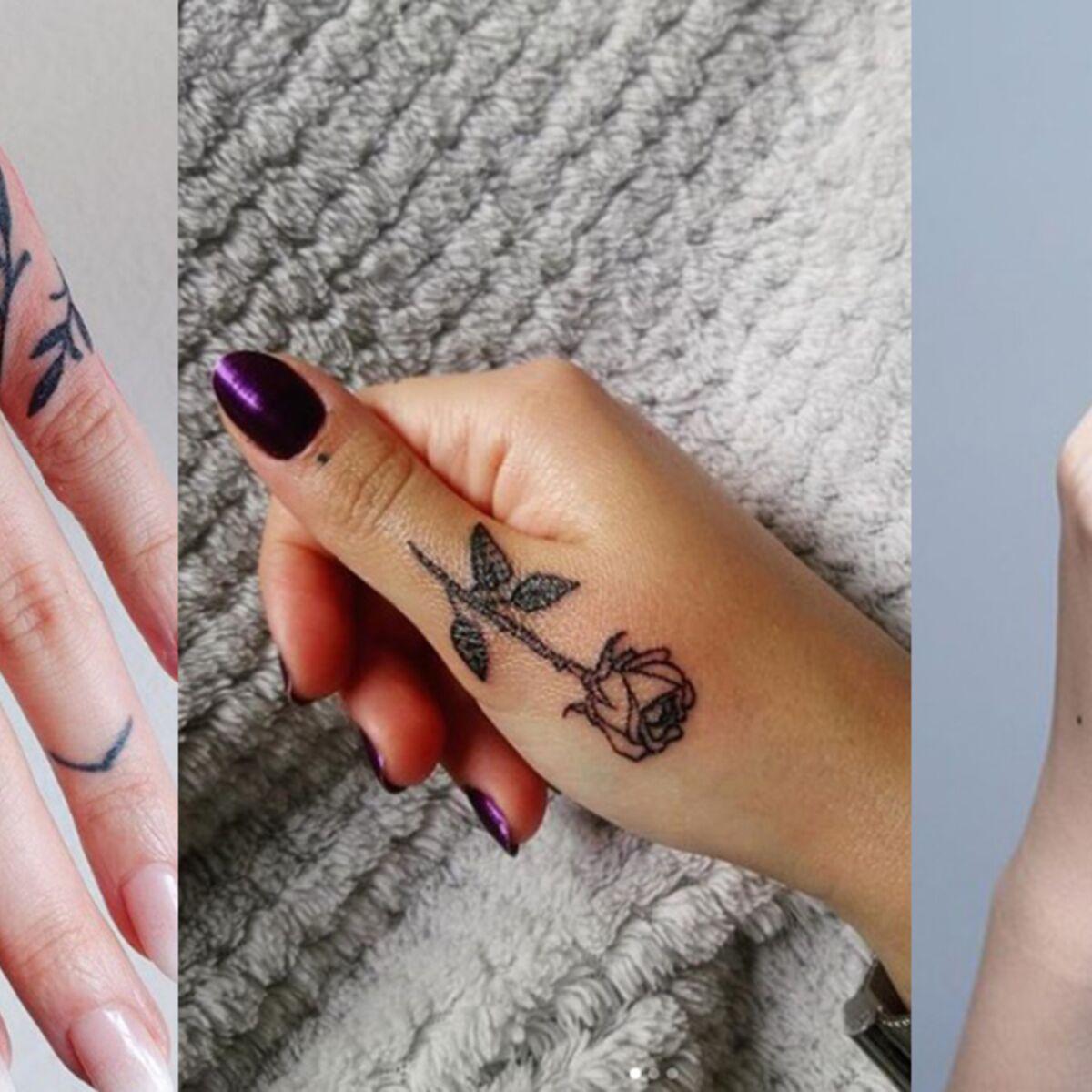 Tatouages Aux Mains Les Motifs Les Plus Tendance Du Moment Femme Actuelle Le Mag