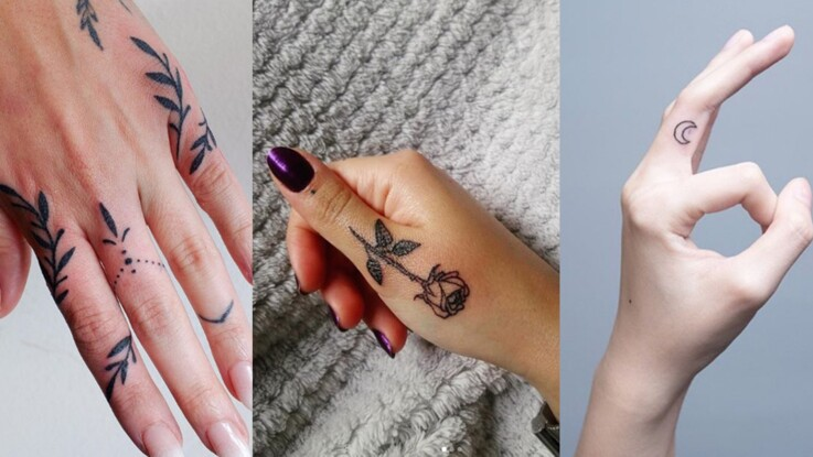 Tatouages aux mains : les motifs les plus tendance du moment