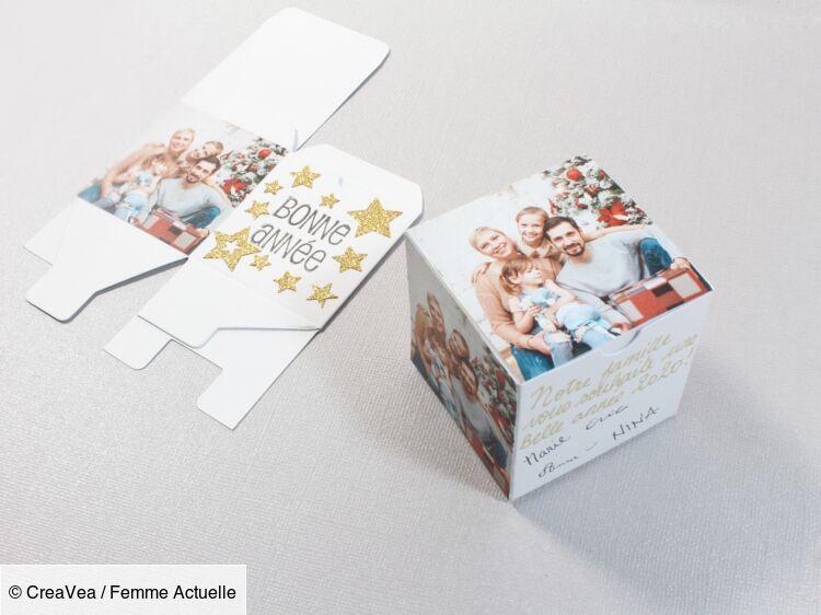 Comment fabriquer une carte de voeux originale ? : Femme Actuelle