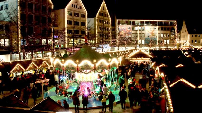 Le mythique marché de Noël de Strasbourg s'exporte à New York