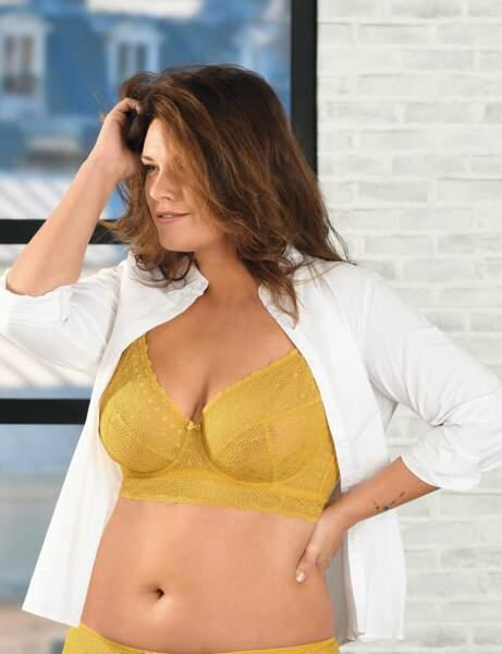 Büyük beden sütyen: Güçlü göğüsler için 2019 kışının en güzel modelleri 20 fotoğraf