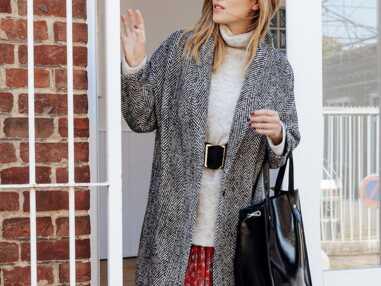 Manteau en laine : les plus beaux modèles pour l'automne-hiver 2019-2020