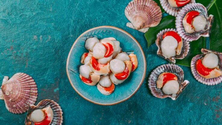 Fraude : des noix de saint-jacques surgelées gonflées à l'eau