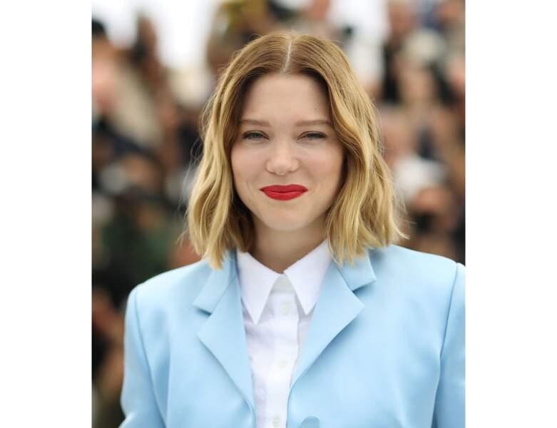 2019 : à 34 ans, l'actrice participe à nouveau au Festival de Cannes