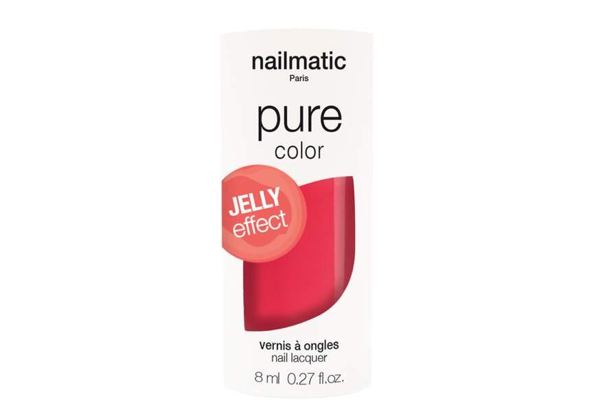 Le Pure Color vernis à ongles Biosourcé Nailmatic