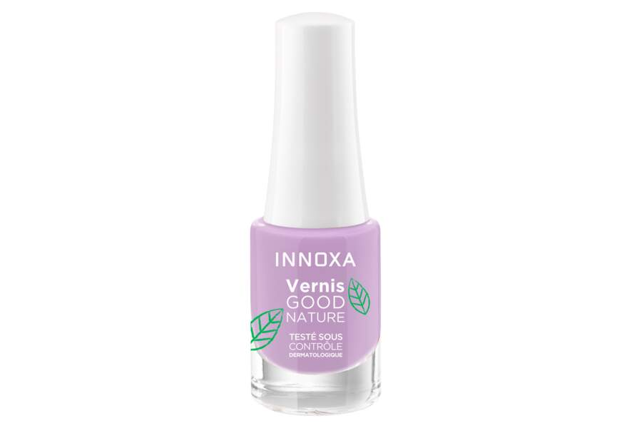 Le vernis à ongles Good Nature Innoxa