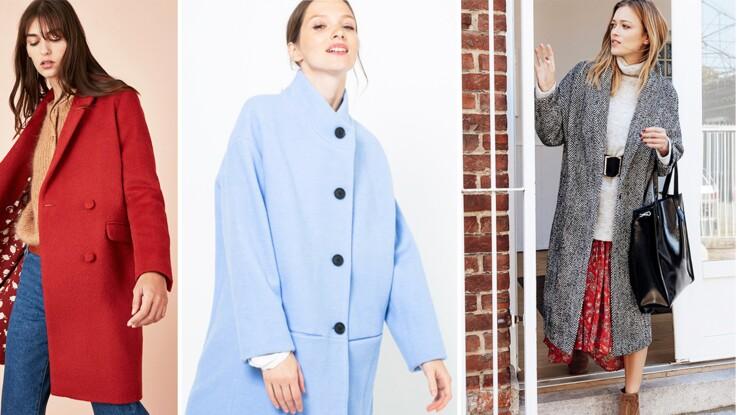 Manteaux d'hiver : 20 modèles canons tout beaux tout chauds