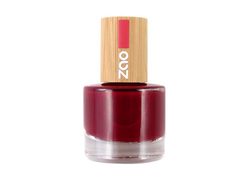 Le Vernis à ongles Zao Make-up
