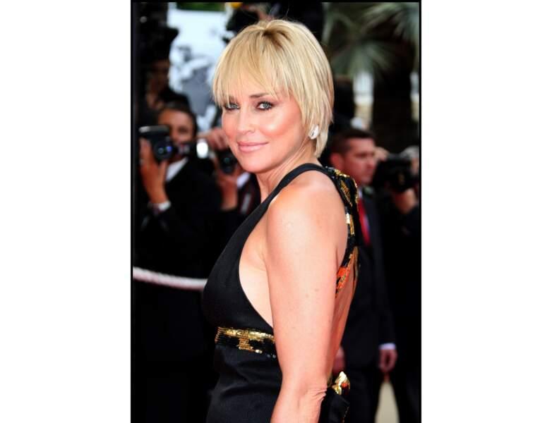 L'année suivante, Sharon Stone se laisse à nouveau tenter par le court