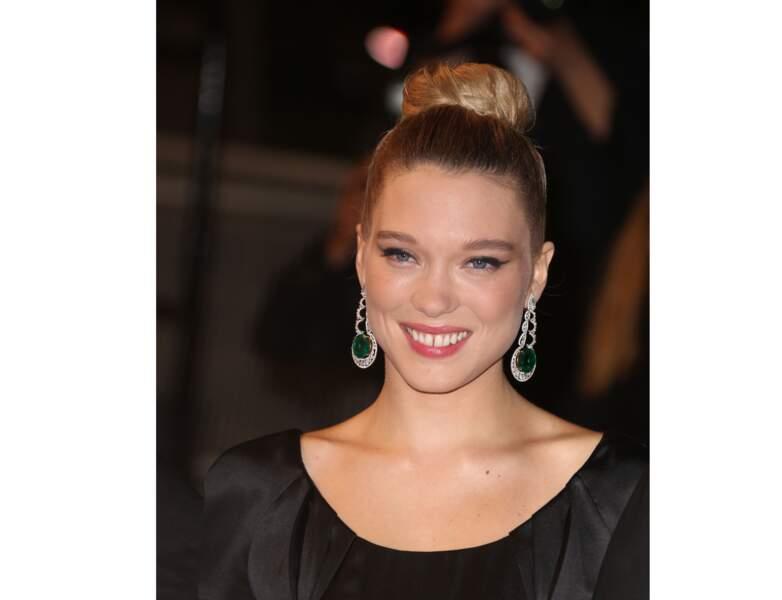...Qu'elle décide de porter à nouveau lors du Festival de Cannes