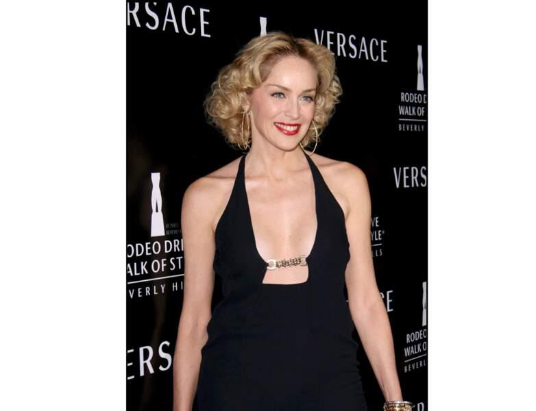 2007 : l'actrice de 49 ans apparaît plus glamour que jamais