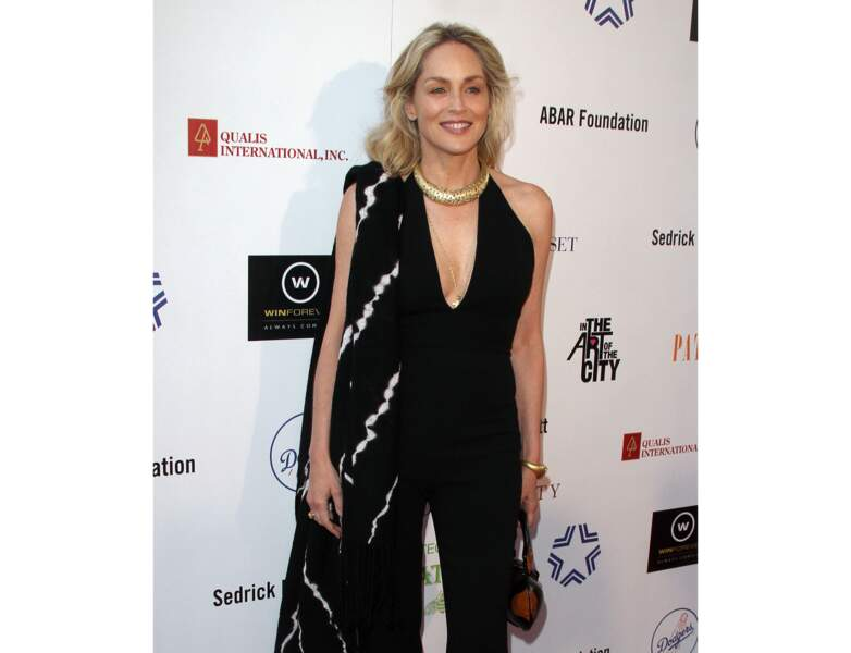 2012 : à 54 ans, Sharon Stone est sublime
