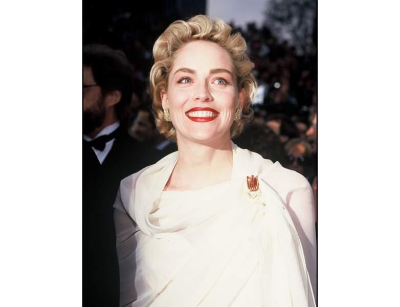 1993 : la voici à 35 ans