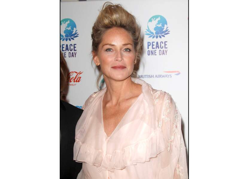 2010: Sharon Stone a 52 ans