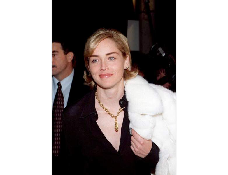 1995 : elle assiste à une Avant-Première