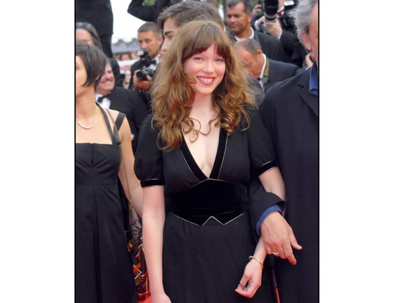 2007 : Léa Seydoux a 22 ans