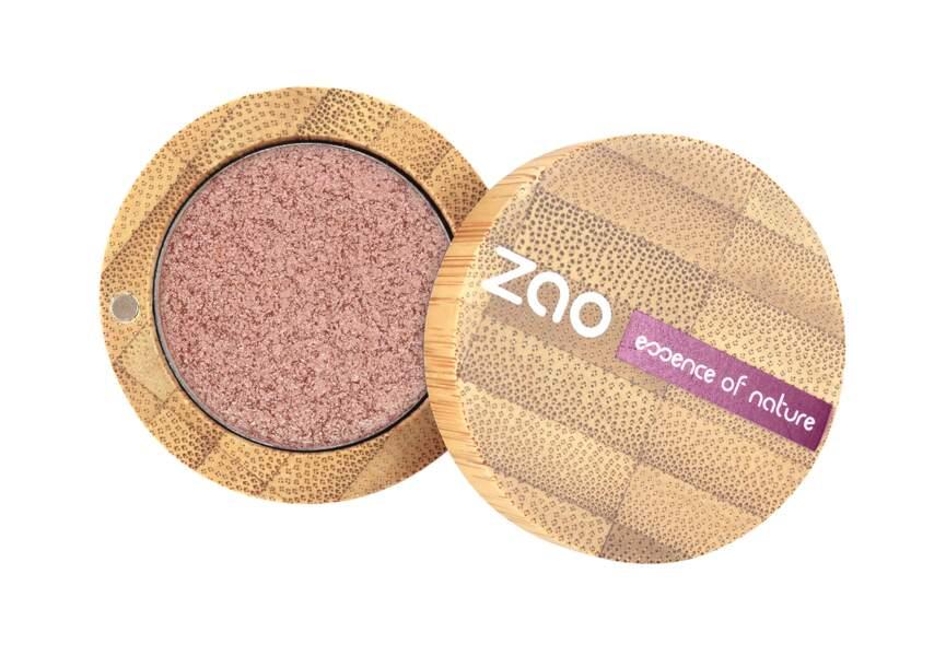 L'ombre à paupières ultra shiny Zao Make-up